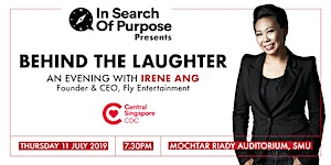 In Search of Purpose #24 - Behind the Laughter: An...