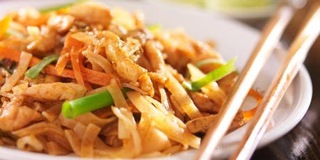 Pad Thai & Spring Rolls with Chef Char  tickets