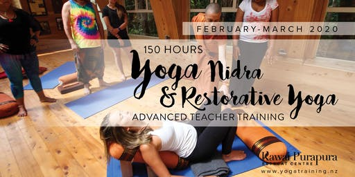 Yoga Nidra & Restorative Yoga - Advanced Teacher Training
