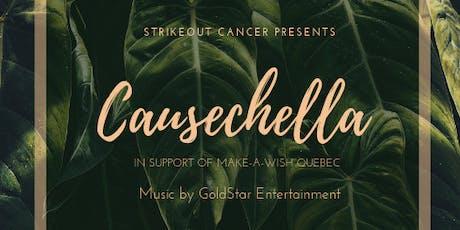 Causechella tickets