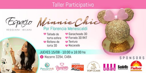 Taller con Florencia MENESCALDI: MINNIE CHIC