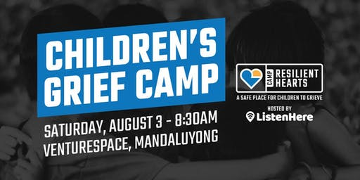 Children's Grief Camp: Resilient Hearts