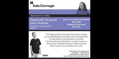 Dale Carnegie Ecuador: Dale a tu hijo Herramientas para ser Mejor entradas