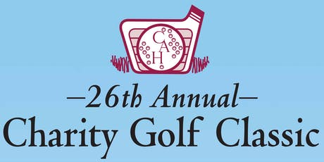26th Annual Charity Golf Classic tickets