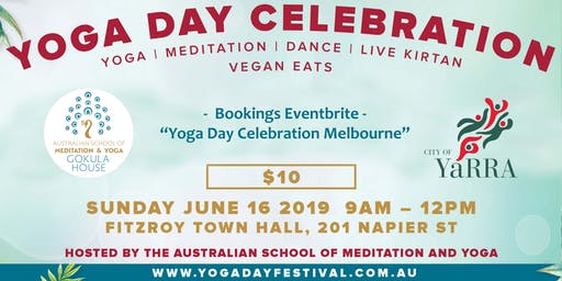 Yoga Day Celebration Melbourne