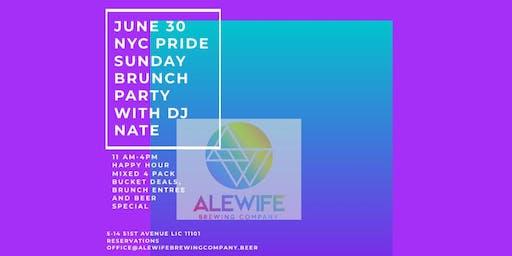 Pride Sunday Brunch