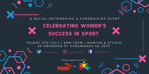 Celebrating Women's Success In Sport, Presented By LTW & Puma Australia