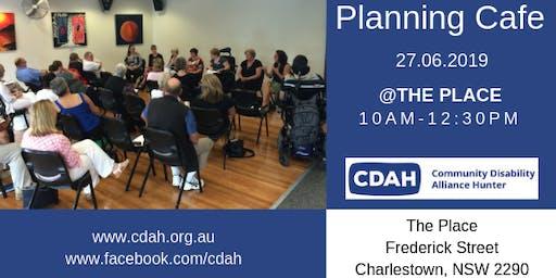 CDAH Planning Cafe June