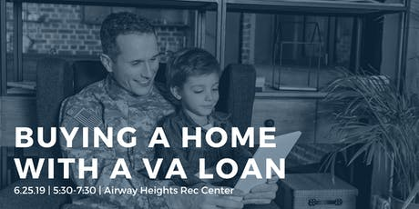 VA Loans and Home Buying Class  tickets