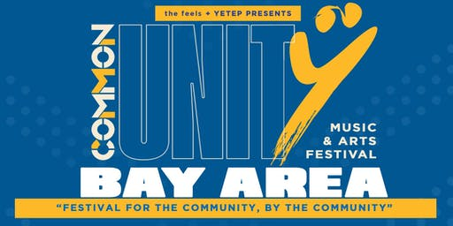 COMMONUNITÿ BAY AREA w/ yetep & friends (18+)