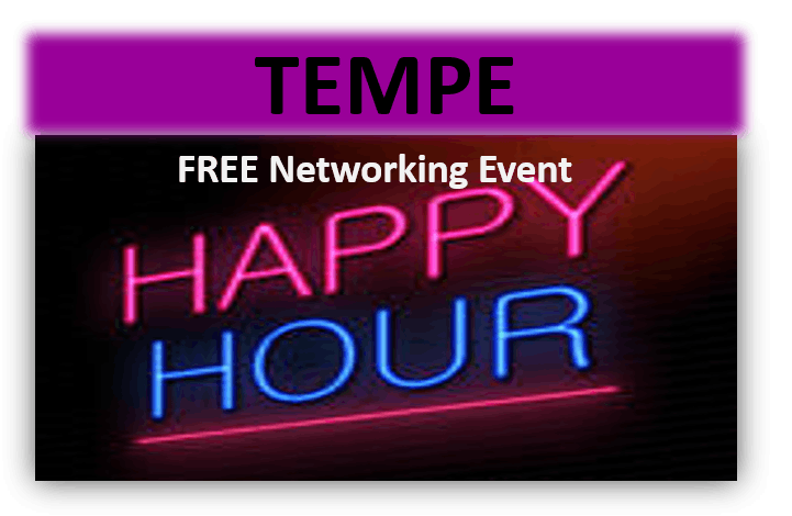 9/19/19 PNG Tempe Chapter - FREE Happy Hour Networking Event