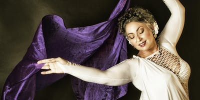 Introduction to Belly Dance Workshop with Rivkah Sultana