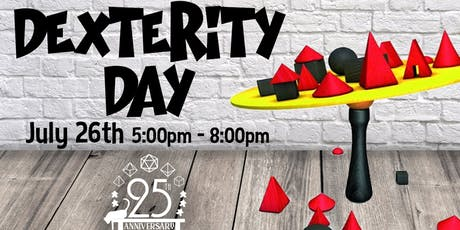 Dexterity Day tickets