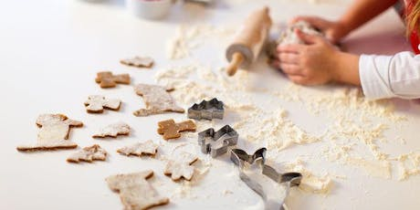 Kids Holiday Baking with Chef Char tickets