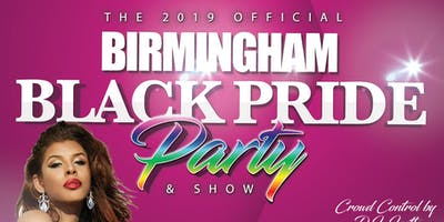 The Official Bham Black Pride Party