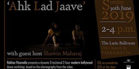 Rakhee Visavadia June Workshop (SYDNEY) tickets
