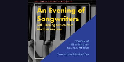 An Evening of Songwriters