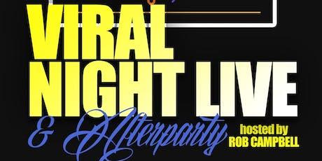 Viral Night Live! tickets