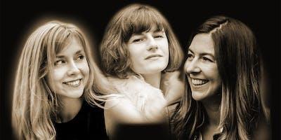 An Evening with Danielle Miraglia, Jenee Halstead, Lisa Bastoni, Oct. 19, 2019