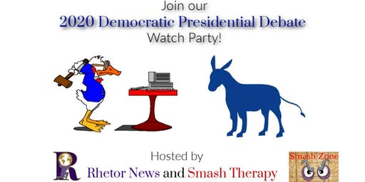 2020 Democratic Presidential Debate Watch Party! Day #1