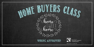 Home Buyer's Class- WSHFC Approved