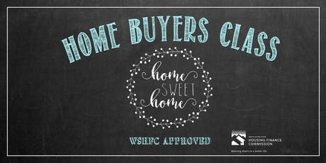 Home Buyer's Class- WSHFC Approved tickets