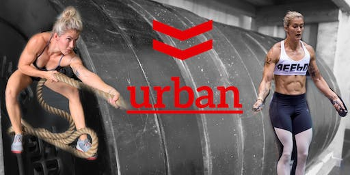 "Crossfit Urban Fundraiser Comp ""Get Katelin to the Games"""