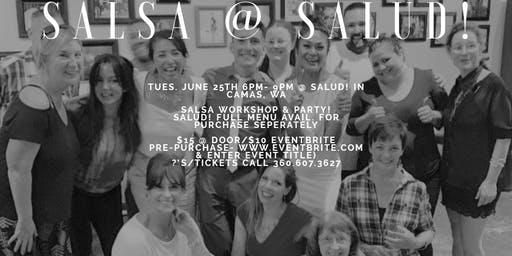 Salsa @ Salud!