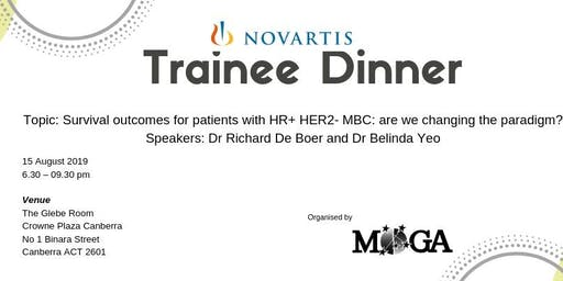 Novartis Trainee Dinner