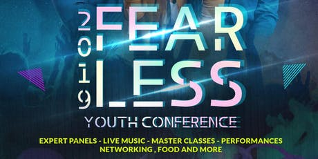 Fearless Youth Conference tickets