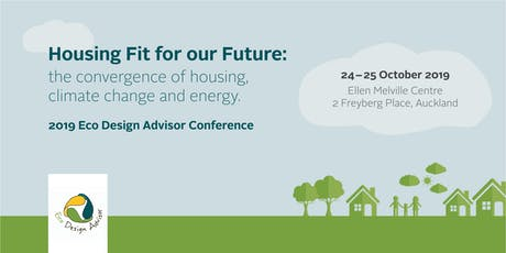 Housing Fit for the Future: Eco Design Advisor Conference 2019 tickets
