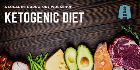 Ketogenic Diet Introductory Talk-July 2019 tickets