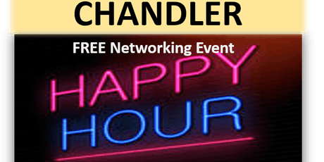 8/27/19 PNG Chandler FREE Happy Hour Networking Event tickets