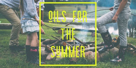 Essential Oils for the Summer (Bug Spray DIY) tickets