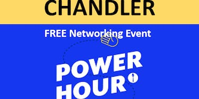 7/23/19 PNG Chandler FREE Hour of Power Networking Event