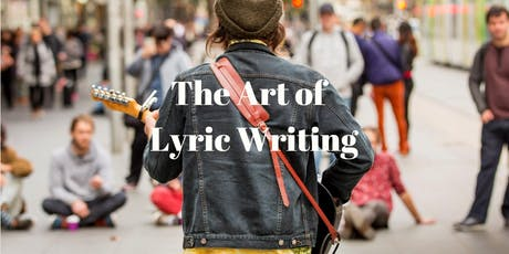 The Art of Lyric Writing Panel tickets