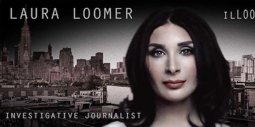 Laura Loomer Illoominates Rochester, Minnesota