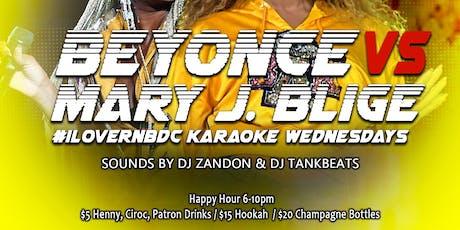 #IloveRnBDC Wednesdays $5 Henny, Patron, Ciroc & Jameson Drinks tickets