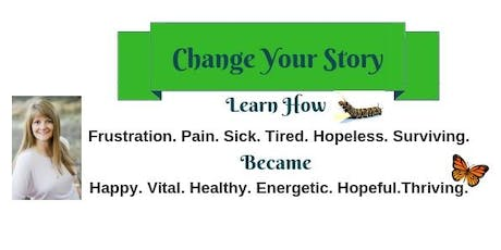 Change Your Story tickets