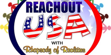 Reachout USA 2019 tickets