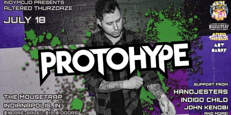 Altered Thurzdaze w/ Protohype tickets