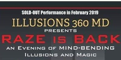 Illusions 360 MD: Raze is Back