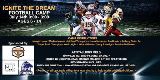 Ignite the Dream Football Camp