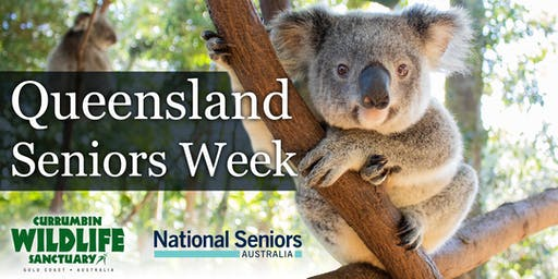 National Seniors Morning Tea at Currumbin Wildlife Sanctuary