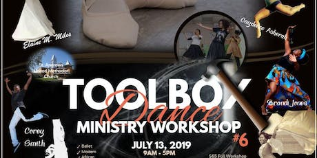 Toolbox Dance Ministry Workshop #6 tickets