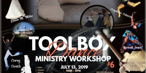 Toolbox Dance Ministry Workshop #6