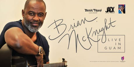 Brian McKnight - LIVE IN GUAM! tickets