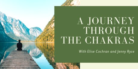 A Journey Through the Chakras: Heart, Throat and Third Eye tickets