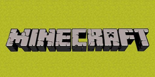 Minecraft (8-12 years) - Kangaroo Flat