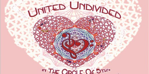 United Undivided in the Circle of 5th's - reboot
